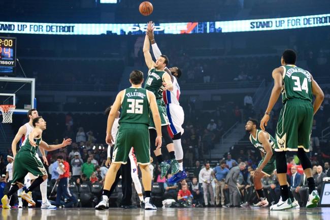 Milwaukee Bucks vs. Indiana Pacers - 10/19/16 NBA Preseason Pick, Odds, and Prediction