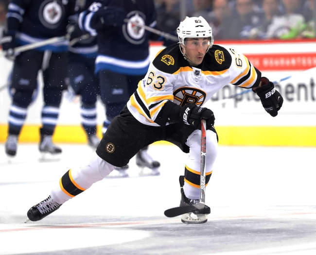Boston Bruins vs. Winnipeg Jets - 11/19/16 NHL Pick, Odds, and Prediction