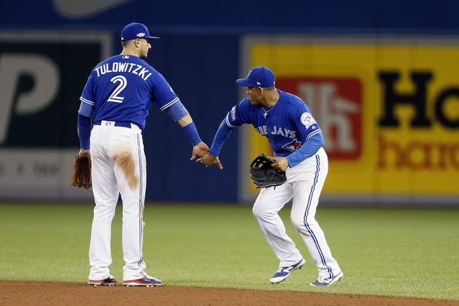 Cleveland Indians at Toronto Blue Jays  - 10/19/16 MLB ALCS  Game 4 Pick, Odds, and Prediction