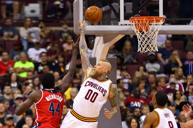 Washington Wizards vs. Cleveland Cavaliers - 11/11/16 NBA Pick, Odds, and Prediction