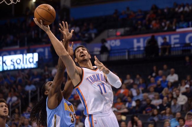 Denver Nuggets vs. Oklahoma City Thunder - 11/25/16 NBA Pick, Odds, and Prediction