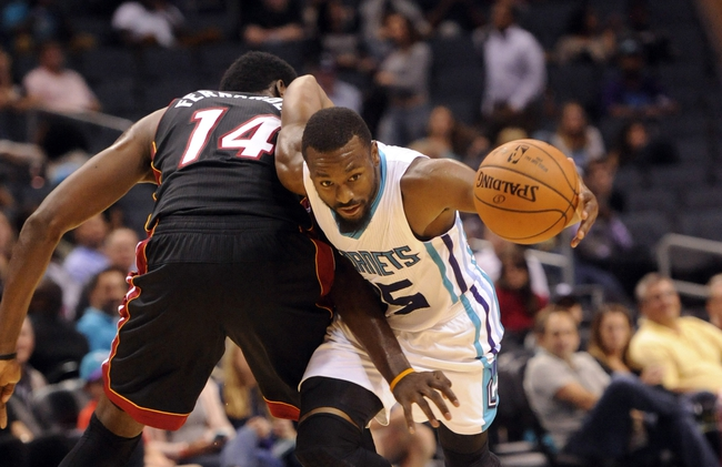 Hornets rally from 19 down in second half, top Heat 97-91