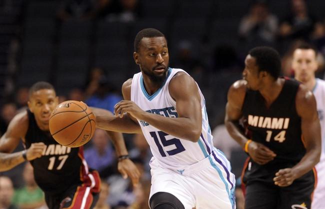 Miami Heat vs. Charlotte Hornets - 10/28/16 NBA Pick, Odds, and Prediction