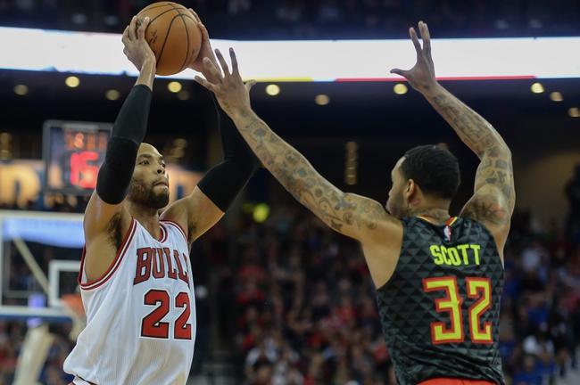 Atlanta Hawks vs. Chicago Bulls - 11/9/16 NBA Pick, Odds, and Prediction