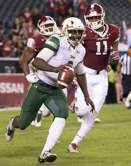 USF vs. Navy - 10/28/16 College Football Pick, Odds, and Prediction
