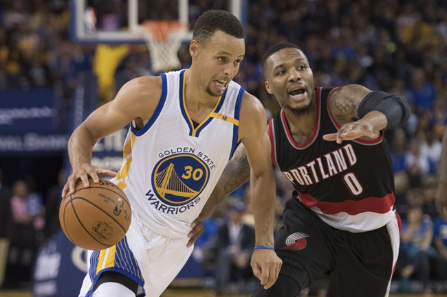 Portland Trail Blazers vs. Golden State Warriors - 11/1/16 NBA Pick, Odds, and Prediction