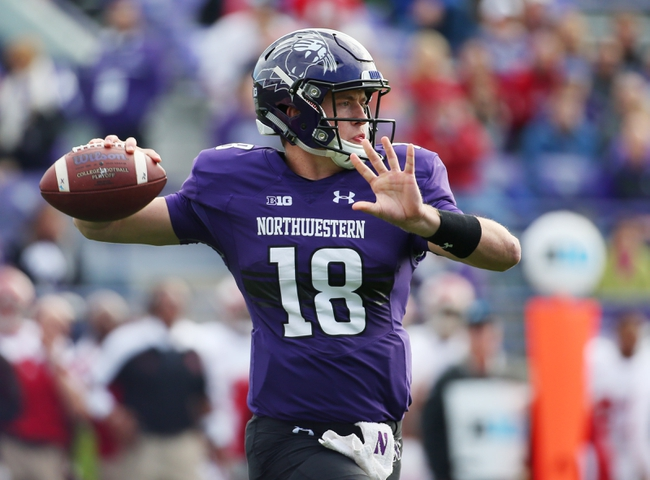 Northwestern vs. Wisconsin - 11/5/16 College Football Pick, Odds, and Prediction