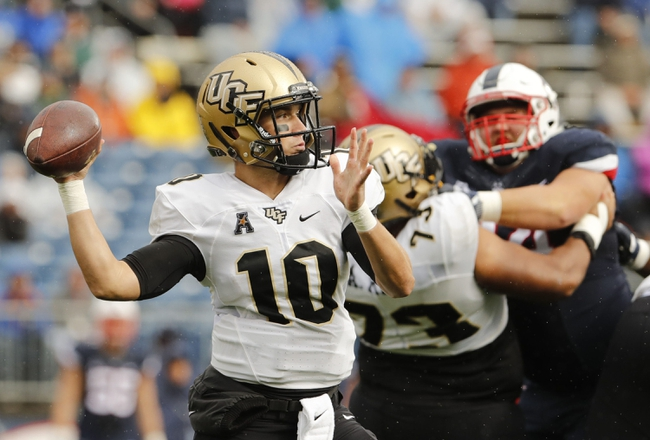 Houston vs. UCF - 10/29/16 College Football Pick, Odds, and Prediction