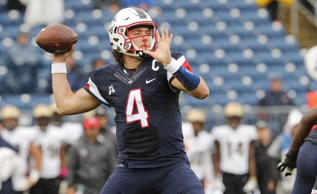 Temple at UCONN - 11/4/16 College Football Pick, Odds, and Prediction
