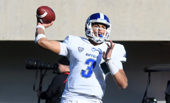 Akron at Buffalo - 10/27/16 College Football Pick, Odds, and Prediction
