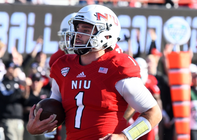 NIU vs. Bowling Green - 11/1/16 College Football Pick, Odds, and Prediction