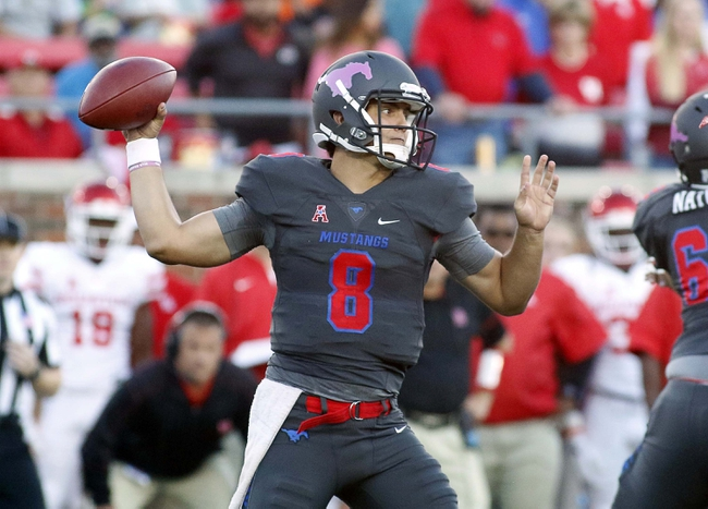 SMU vs. Memphis - 11/5/16 College Football Pick, Odds, and Prediction