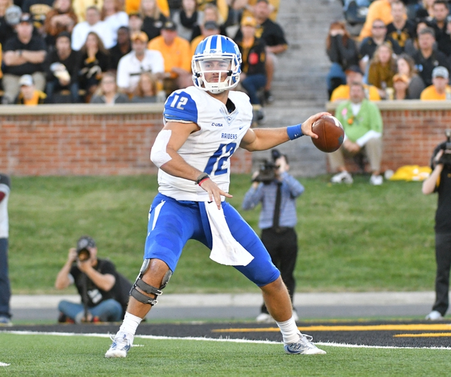 FIU Golden Panthers vs. Middle Tennessee Blue Raiders - 10/29/16 College Football Pick, Odds, and Prediction