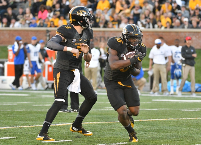 Missouri vs. Kentucky - 10/29/16 College Football Pick, Odds, and Prediction