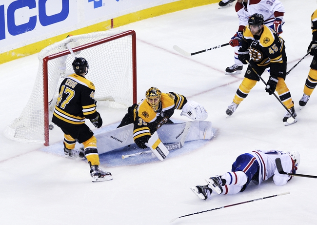 Montreal Canadiens vs. Boston Bruins - 11/8/16 NHL Pick, Odds, and Prediction