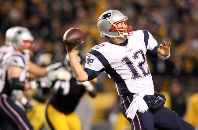 New England Patriots at Buffalo Bills - 10/30/16 NFL Pick, Odds, and Prediction