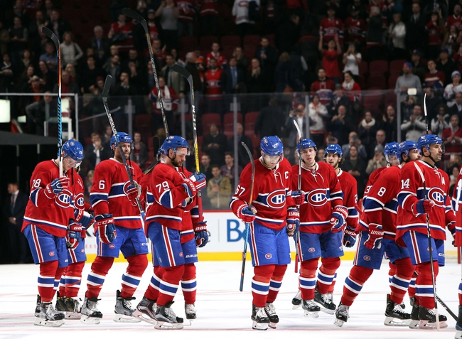 Montreal Canadiens vs. Philadelphia Flyers - 11/5/16 NHL Pick, Odds, and Prediction