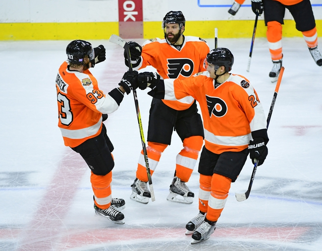 Philadelphia Flyers vs. Arizona Coyotes - 10/27/16 NHL Pick, Odds, and Prediction