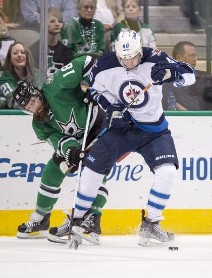 Winnipeg Jets vs. Dallas Stars - 10/27/16 NHL Pick, Odds, and Prediction