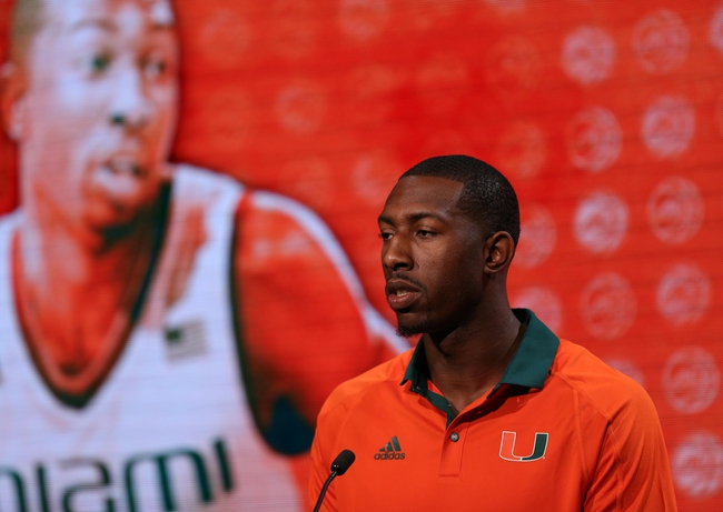 Miami vs. Western Carolina - 11/11/16 College Basketball Pick, Odds, and Prediction