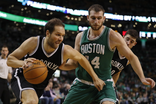 Brooklyn Nets vs. Boston Celtics - 11/23/16 NBA Pick, Odds, and Prediction