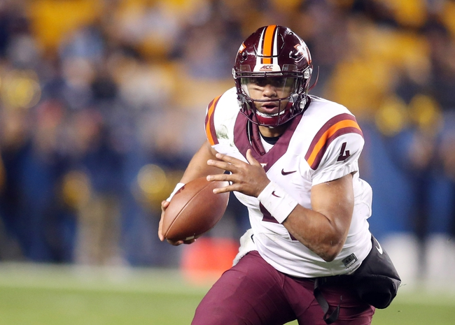 Duke Blue Devils vs. Virginia Tech Hokies - 11/5/16 College Football Pick, Odds, and Prediction
