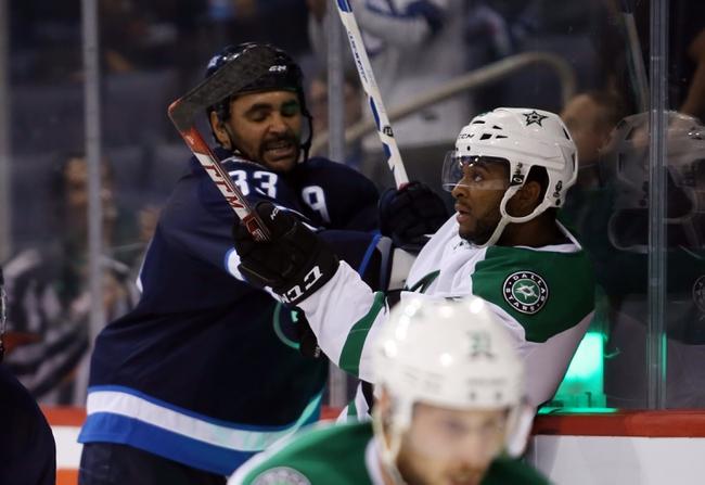 Winnipeg Jets vs. Dallas Stars - 11/8/16 NHL Pick, Odds, and Prediction