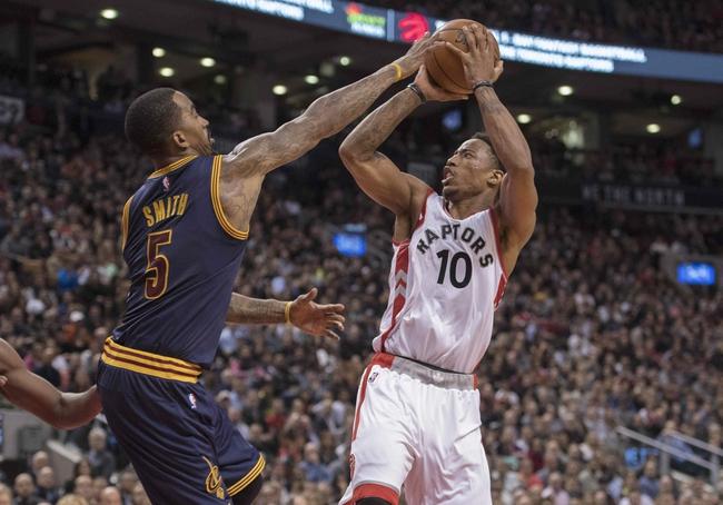 Cleveland Cavaliers vs. Toronto Raptors - 11/15/16 NBA Pick, Odds, and Prediction