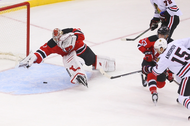 Chicago Blackhawks vs. New Jersey Devils - 12/1/16 NHL Pick, Odds, and Prediction