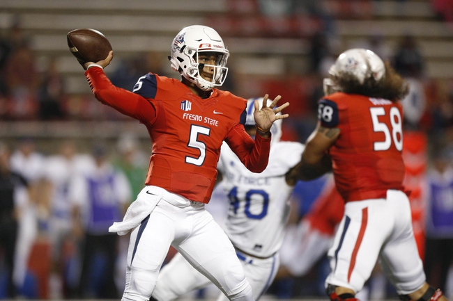 Colorado State vs. Fresno State - 11/5/16 College Football Pick, Odds, and Prediction