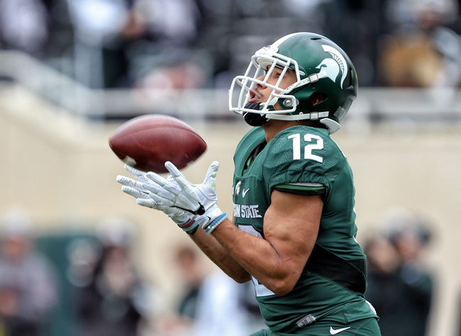 Michigan State vs. Rutgers - 11/12/16 College Football Pick, Odds, and Prediction