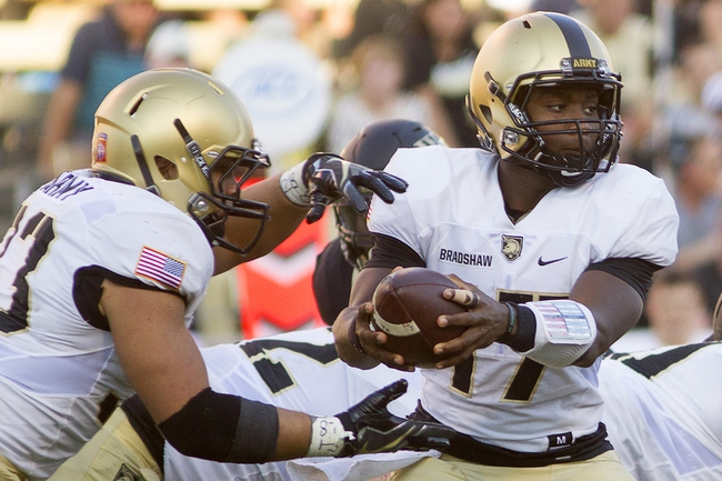 Army vs. Air Force - 11/5/16 College Football Pick, Odds, and Prediction