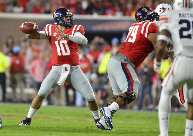Ole Miss vs. Georgia Southern - 11/5/16 College Football Pick, Odds, and Prediction