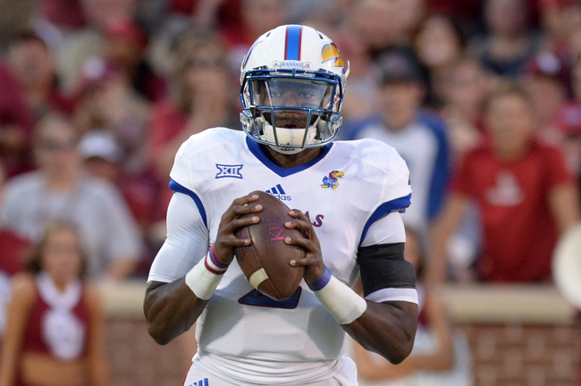 Kansas vs. Iowa State - 11/12/16 College Football Pick, Odds, and Prediction