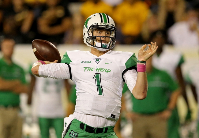 Marshall vs. Middle Tennessee - 11/12/16 College Football Pick, Odds, and Prediction