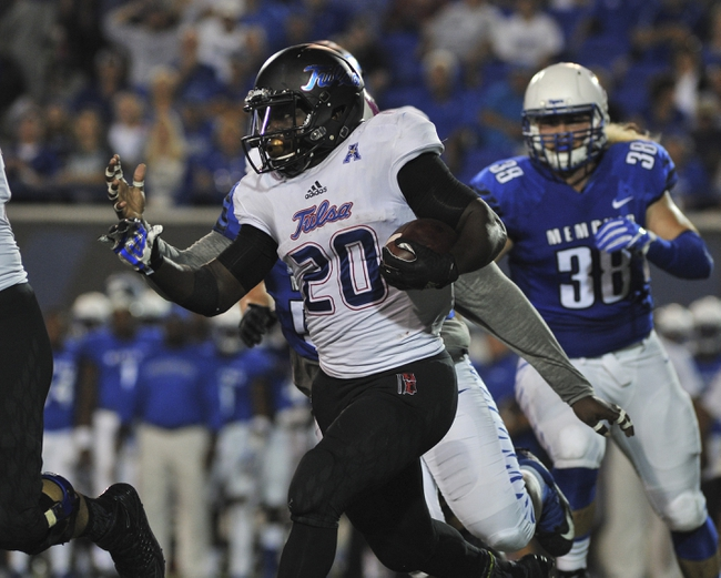 Navy vs. Tulsa - 11/12/16 College Football Pick, Odds, and Prediction