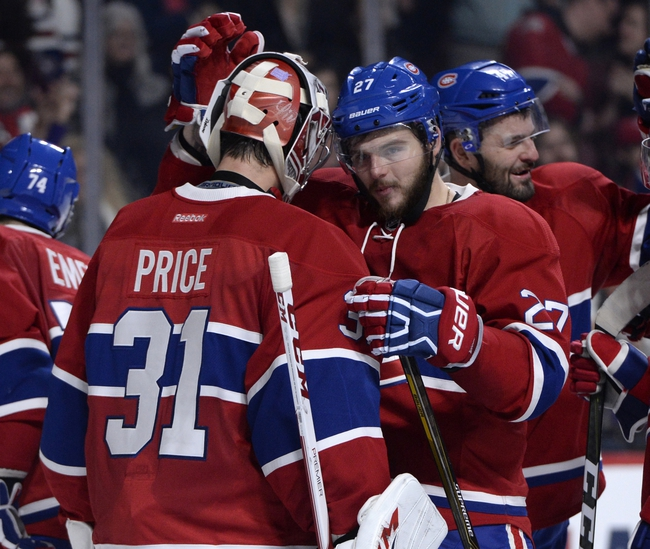 Montreal Canadiens vs. Toronto Maple Leafs - 11/19/16 NHL Pick, Odds, and Prediction