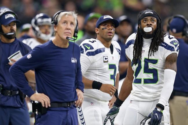 Seattle Seahawks vs. Buffalo Bills - 11/7/16 NFL Pick, Odds, and Prediction