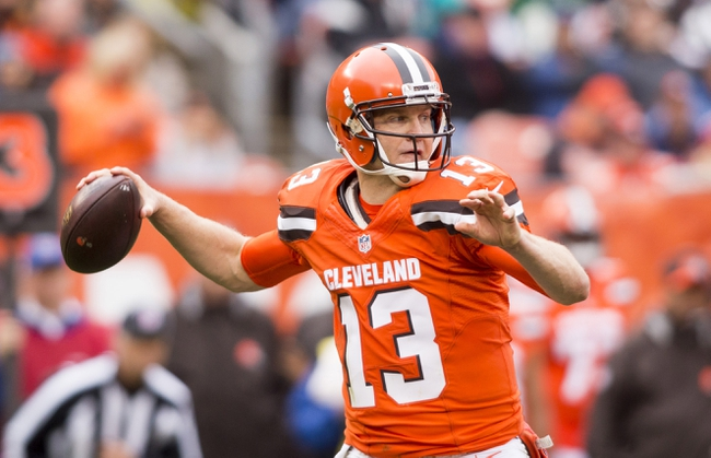 Cleveland Browns vs. Dallas Cowboys - 11/6/16 NFL Pick, Odds, and Prediction
