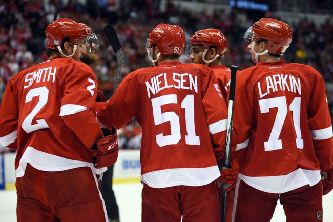 Detroit Red Wings vs. Florida Panthers - 12/1/16 NHL Pick, Odds, and Prediction