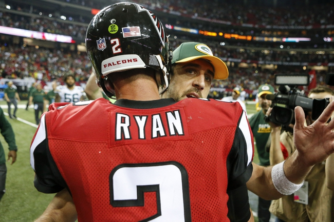 Matt Ryan Failed the Aaron Rodgers Playoffs Test Last Time