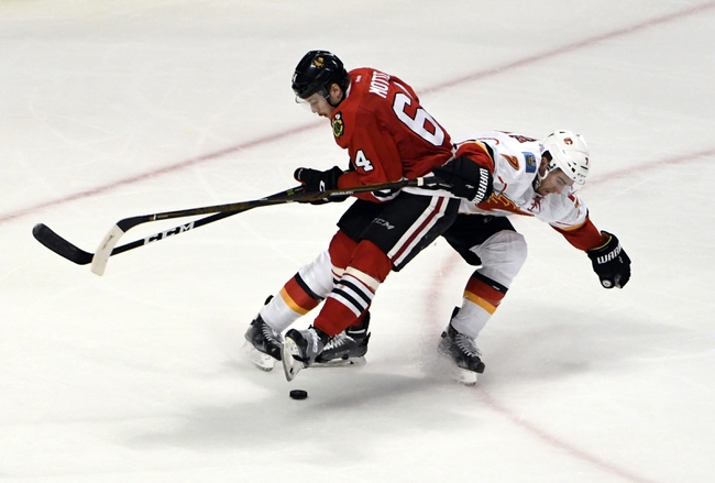 Calgary Flames vs. Chicago Blackhawks - 11/18/16 NHL Pick, Odds, and Prediction