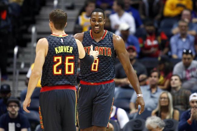 Atlanta Hawks vs. Houston Rockets - 11/5/16 NBA Pick, Odds, and Prediction