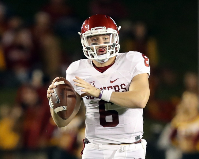 Oklahoma vs. Baylor - 11/12/16 College Football Pick, Odds, and Prediction
