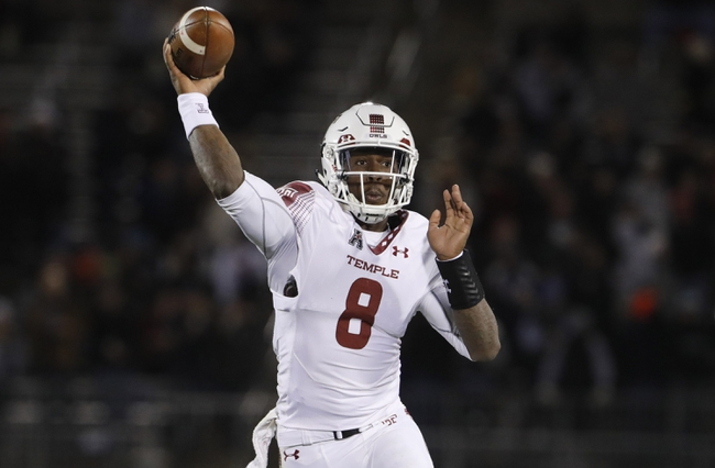 Temple vs. East Carolina - 11/26/16 College Football Pick, Odds, and Prediction