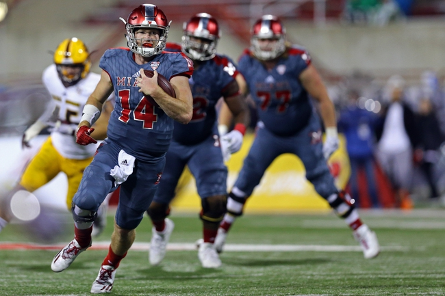 Ball State at Miami-OH - 11/22/16 College Football Pick, Odds, and Prediction