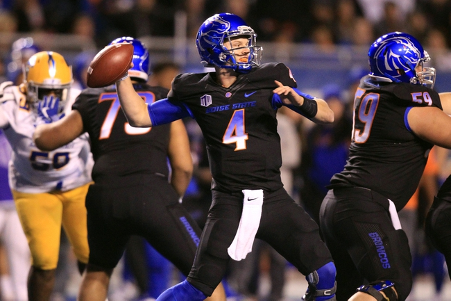 Hawaii  vs. Boise State - 11/12/16 College Football Pick, Odds, and Prediction