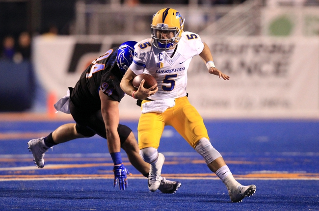 San Jose State vs. Air Force  - 11/19/16 College Football Pick, Odds, and Prediction