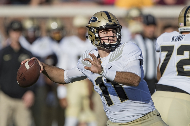 Purdue vs. Northwestern - 11/12/16 College Football Pick, Odds, and Prediction