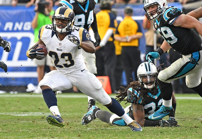Los Angeles Rams at New York Jets - 11/13/16 NFL Pick, Odds, and Prediction